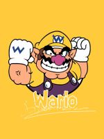 Wario 3d World by Jigz666