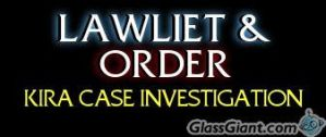 Lawliet And Order by SweetsForLawliet