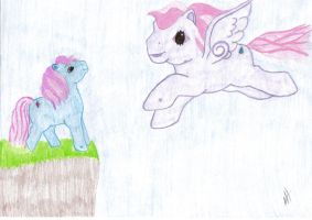 My Little Pony. Request by Mean-cat