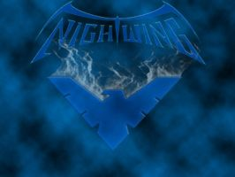 Nightwing Logo by Brianlp