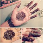 Eid Henna '15 by A-w0man