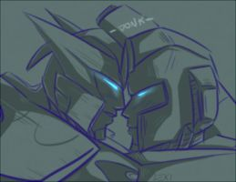 MTMTE: Drift/Percy by Succubii