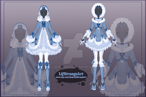 [Close]  Adoptable Outfit Auction 38-39 by LifStrange