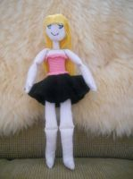 Caraline Doll OC by onlyRa