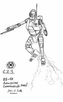 CIS B1-CX Droid by Tribble-Industries