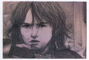 bran sketch by Durzais-love