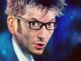Doctor Who - The Tenth by riotfaerie
