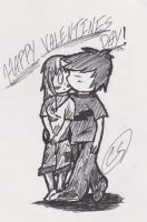 Happy Valentines Day 8D by SuperNess1000
