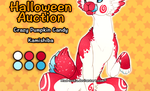 [Halloween Auction]Crazy Pumpkin Candy- CLOSED by Mad-Izoku