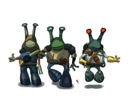 Space Trogs by Ryan-Rhodes