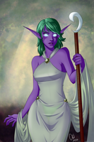 2012 - Night Elf Lydia by Otakatt