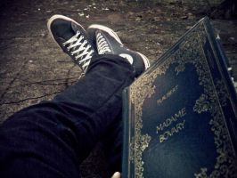 Rereading Classics by srjames