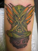 Alien Coverup by Shipht