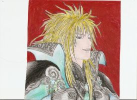 Jareth the goblin king- RTL by Loplovinglydia