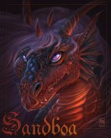Sandboa Badge by balaa