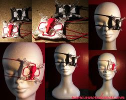 medical eyepatchs by miffyhorrorshow