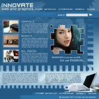 INNOVATE WEBSITE VER.1 by Noah0207