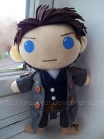 Captain Jack Harkness by sequinjar