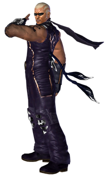 TEKKEN 6 - Raven (1P) - XPS Download by Pedro-Croft