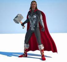 Thor 2nd skin textures for M4 by hiram67