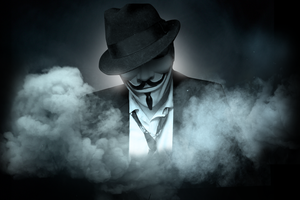 The Anonymous Suit by sylie113