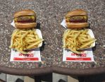 Stereograph - In-N-Out by alanbecker