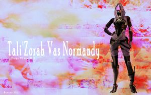 Tali'Zorah: Happy N7 Day by Belanna42