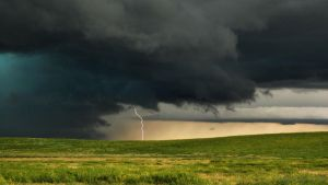 Wall Cloud Wall Paper by Corvidae65