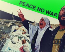 peace no war. by IzzzArt