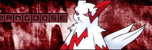 Zangoose Signature by chidori69