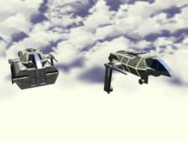 Dss Dropship Transport by Rixit