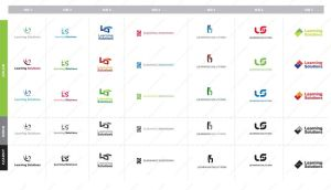 learning solution logos by Magdusia