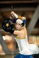 Odin Sphere - Gwendolyn Cosplay - Cyclone by Selhin