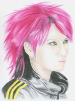 Hide X Japan- never forget by ShirubaaNeko