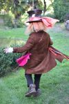 The Mad Hatter: Late for tea! by BasiliskRules