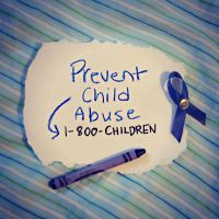 April is Child Abuse Prevention Month (II) by BritLawrence
