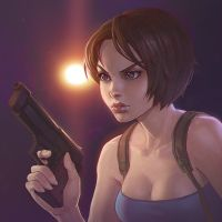Jill Valentine by KR0NPR1NZ