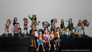 One Piece Straw Hat crew by MemiorsOfAnOtaku