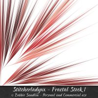 Stitcher-Fractal Stock 1 by StitcherLadyxx