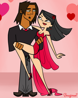 AleHeather - Valentines Dance by EvaHeartsYou