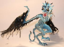 A Lesser Beast of Hell II by LabyrinthCreations