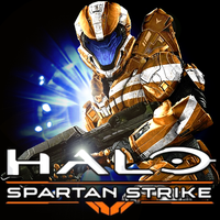 Halo Spartan Strike Windows 8 Tile by POOTERMAN