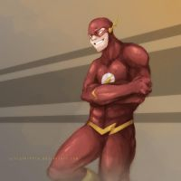 DC: The Flash by scriptKittie