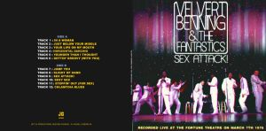 Velvert Benning And The Fantastics: Sex Attack! by TomRFoster
