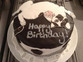 Cat Cake by X-x-Magpie-x-X