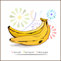 Fruit - Plantain by Golden-Ribbon