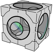 Thermal Redirection Cube by Pseudospeed