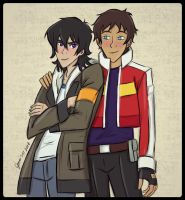Klance Day 6 by Jenni41