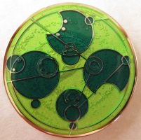 Time Lord Coin - Beltane Edition by ce-e-vel
