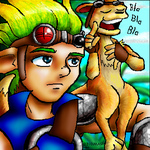 Jak and Daxter by AlkseeyaKC